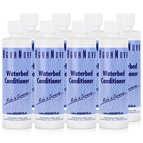 8 x 250 ml Conditionneur d'eau pour Hardside Lit à eau Softside