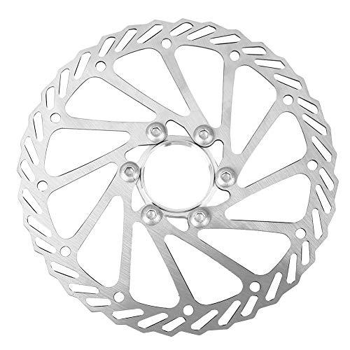 tioeqioan Aleación de Aluminio de 160 mm Bicicletas de montaña Accesorios para Montar en Disco de Freno de Bicicleta