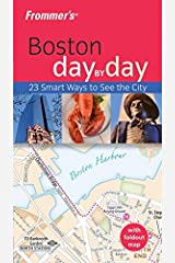 Frommer's Boston Day by Day (Frommer's Day by Day - Pocket) Paperback