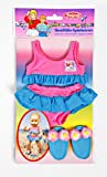 Puppen-Bikini 35-45cm, 1Set