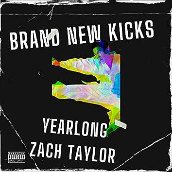 Brand New Kicks (feat. Yearlong)