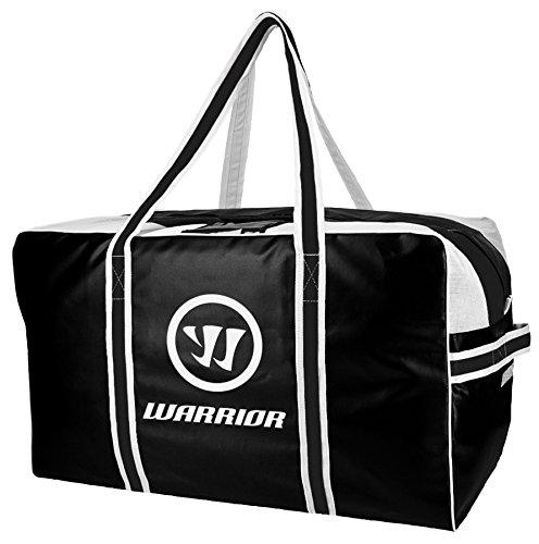 Warrior Pro Hockey-Tasche, groß, Schwarz