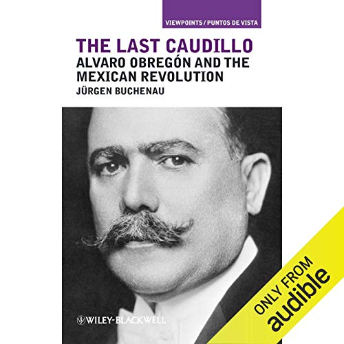 The Last Caudillo copertina