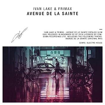 Avenue De La Sainte