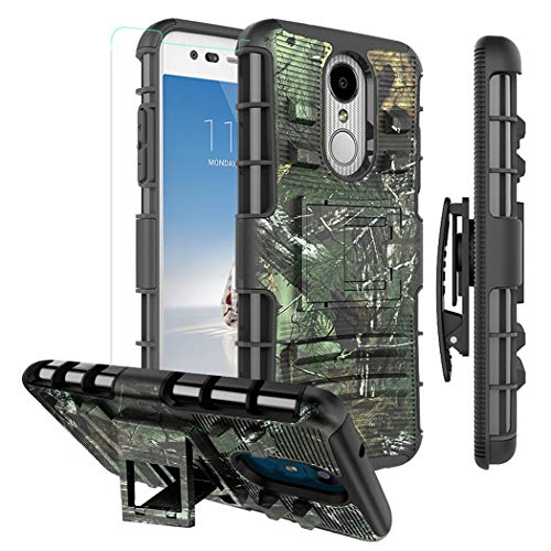 LG Rebel 4 Armor Rugged Case by Cmore
