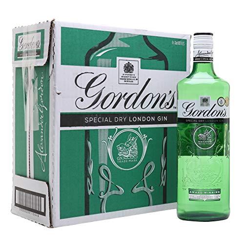 Photo of Gordon's Gin (Case of 6x70cl Bottles)