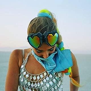 Victray Boho Rhinestone Body Chain Bra Belly Summer Beach Bikini Chains Fashion Harness Charm Chain Body Accessories Jewelry for Women and Girls