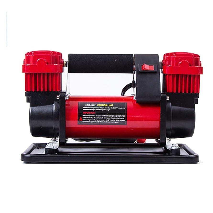 休日に者エピソードQXKMZ 自動デジタルタイヤインフレータ、タイヤインフレータPSIタイヤポンプ空気圧縮機ポンプ液晶画面保存が簡単