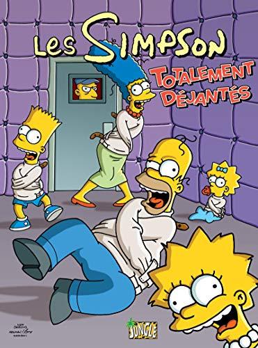 Les Simpson - tome 4 Totalement déjantés (04)