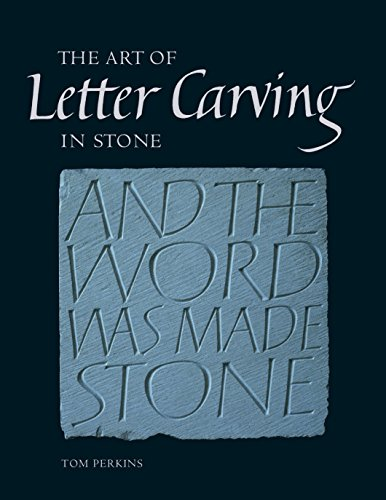 Art of Letter Carving in Stone (English Edition)