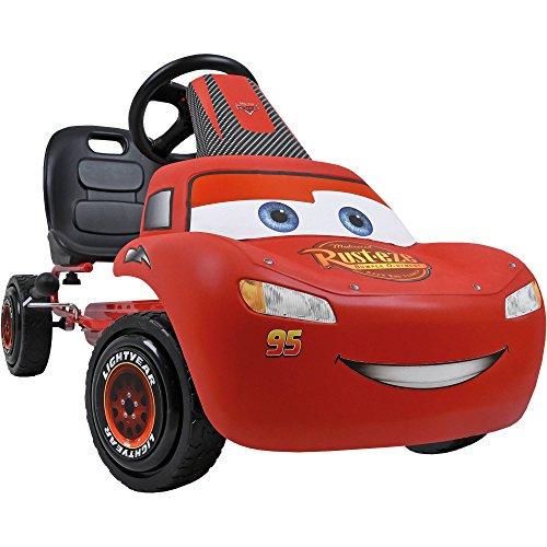 Hauck T-94101 Go Kart Disney Cars Lightning Mcqueen