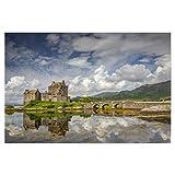 artboxONE Poster 30x20 cm Natur Eilean Donan Castle - Bild