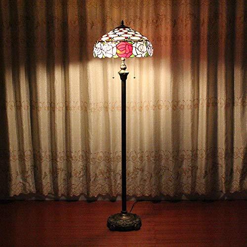 LY88 Licht? L Creatieve Effen Houten Vloerlamp Moderne Minimalistische Slaapkamer Woonkamer Sofa Verticale Lichtkleur: ZWART