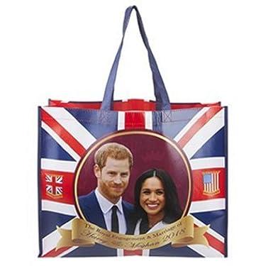 Toyland Prince Harry & Meghan Markle Royal Wedding 2018 Commemorative Shopper Bag