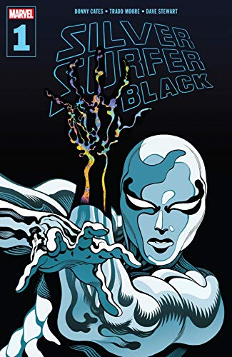 Amazon.com: Silver Surfer: Black (2019) #1 (of 5) eBook: Cates, Donny,  Moore, Tradd, Moore, Tradd: Kindle Store