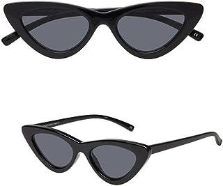 green JKLYZXS Lolita Heart Shape Sunglasses Glasses