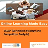 PTNR01A998WXY CSCA (Certified in Strategy and Competitive Analysis) Online Certification Video Learning Made Easy