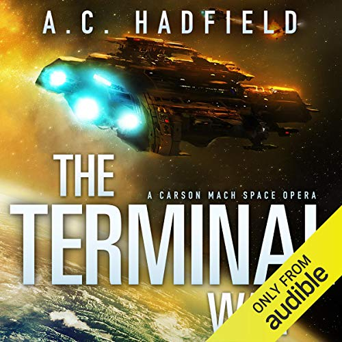 The Terminal War audiobook cover art