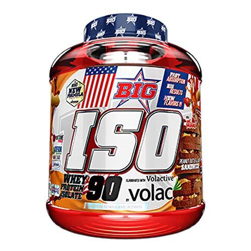 Big Big Iso Aislado Proteina Fresh Twist 18Kg 200 g