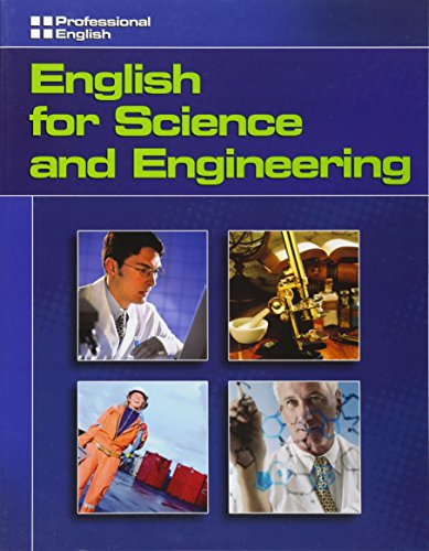 English for Science and Engineering: Professional English