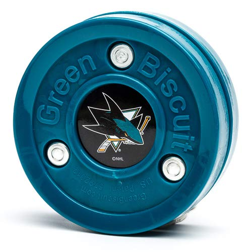 Green Biscuit Original NHL San Jose Sharks