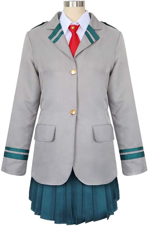 Qingning My Hero Boku no Hero Schule Uniform Mantel Kleid Halloween Cosplay Kostüm Anzug B07H3VNPVZ  Erste Gruppe von Kunden   | Angemessene Lieferung und pünktliche Lieferung