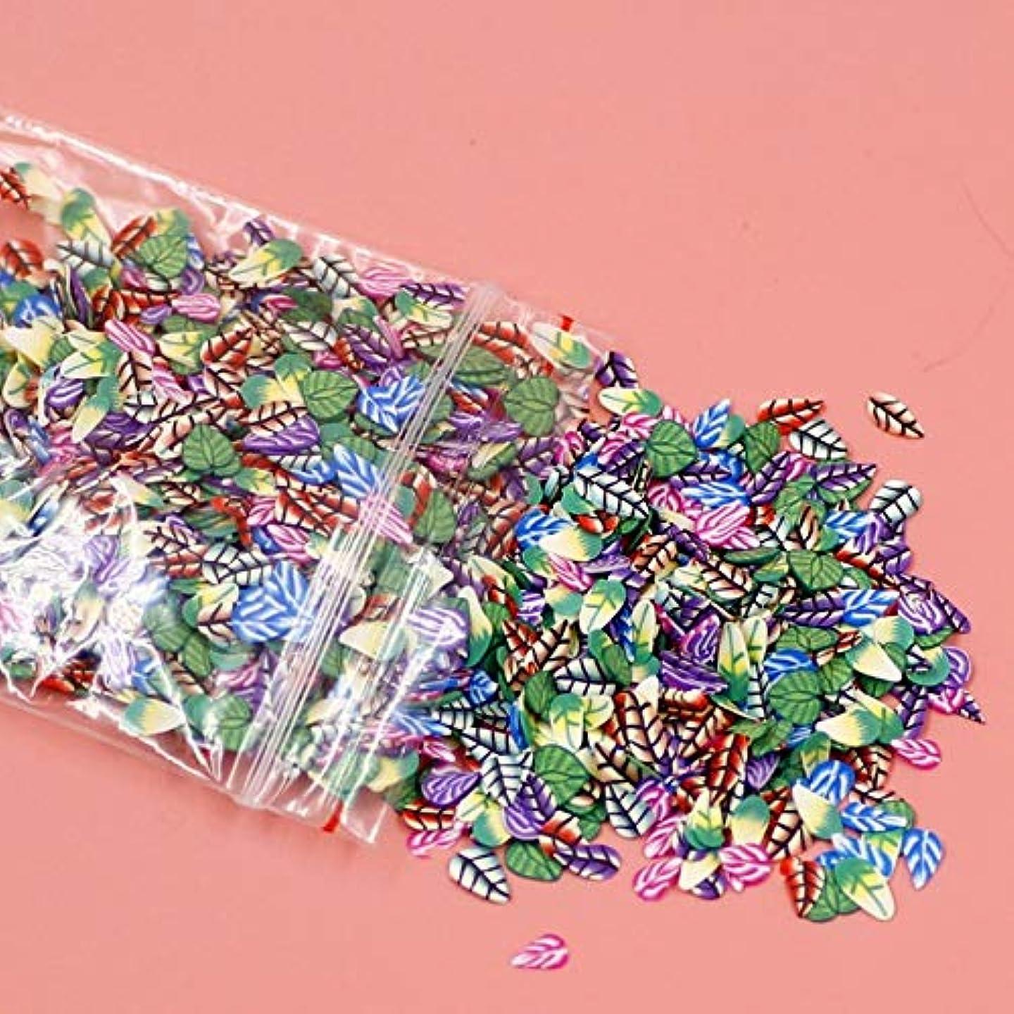 利益家族ぜいたくIntercorey 1000ピース/セット3dネイルアートステッカーフルーツスターネクタイ花ソフトセラミックdiyスライス小さな装飾装飾ネイルデカール