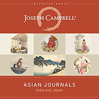 Asian Journals audiobook cover art