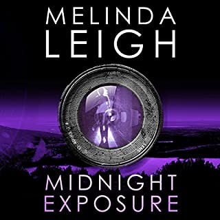 Midnight Exposure audiobook cover art