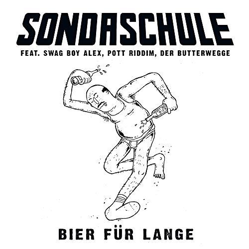 Bier für lange (feat. Swag Boy Alex, Pott Riddim & Der Butterwegge) [Explicit]