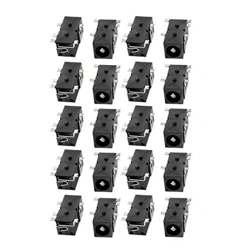Aexit 20 Stück Elektronik & Foto Tablet PC 2,5mm x 0,7mm DC Festnetztelefone, VOIP & Zubehör Power LadSteckverbinder
