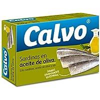 Calvo Sardinas en aceite de oliva, 120g