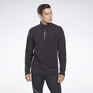 Reebok Men's Ow Flc Q Zip Sweatshirt