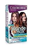 Colorcrem Color & Brillo Blonde Box Kit Creativo