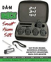 DAM madcat Smart Alarma Juego 2+ 1Waller Avisador de picada