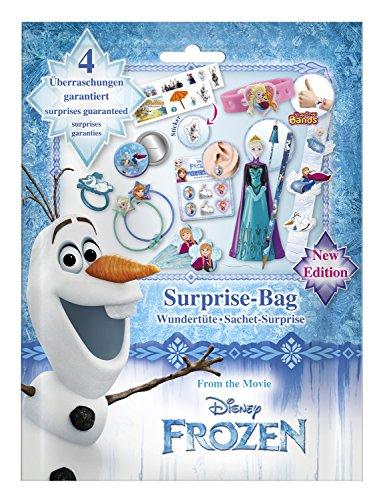 Craze The icequeen Wundertüte Surprise Bag Disney Frozen Die Eiskönigin 53646, bunt