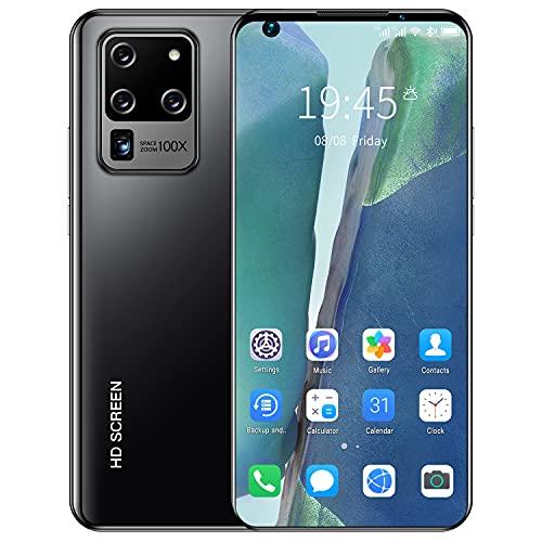 GYUO 5G desbloqueado Smartphone, 16 GB RAM + 512 GB de almacenamiento, Smartphone con cámara trasera AI de 16 MP+32 MP, batería grande de 5600 mAh, teléfono adecuado para...