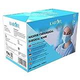 KAROFI - Medizinisch-chirurgische Masken vom TYP II, 4 Lagen, BFE > 98%, geprüft und zugelassen, nach EN14683 : 2019, Box 50 Stück