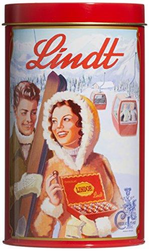 Lindt & Sprüngli Lindor Nostalgie Kaffee Dose, 1er Pack (1 x 275 g)
