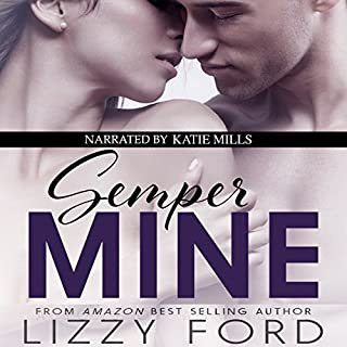 Semper Mine audiobook cover art