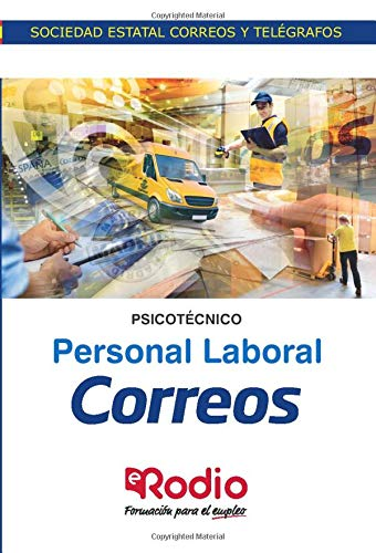 Correos. Personal laboral. Psicotécnico: Sociedad Estatal Correos y Telégrafos: 1 (Oposiciones)