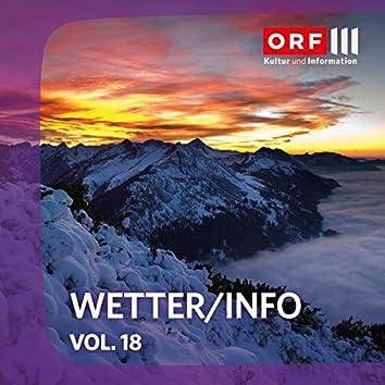 ORF III Wetter/Info Vol.18