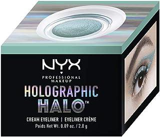 NYX PROFESSIONAL MAKEUP Holographic Halo Cream Eyeliner, Killing It