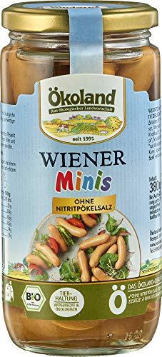 ÖKOLAND Bio Wiener Mini (2 x 380 gr)