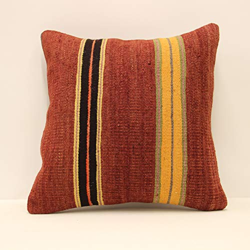 Pillow Cover 16x16 in 40x40 cm