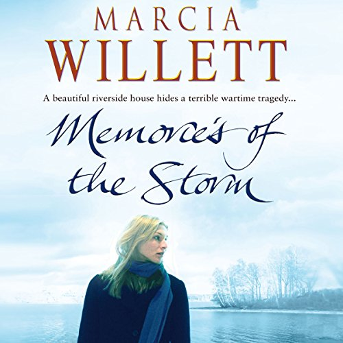 Memories of the Storm audiobook cover art