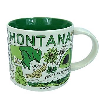 Best montana starbucks mug Reviews