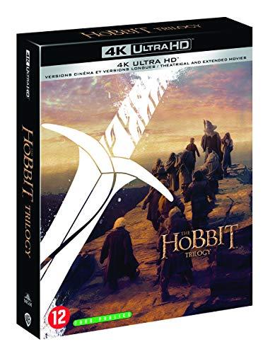 Le Hobbit-La trilogie [4K Ultra HD]