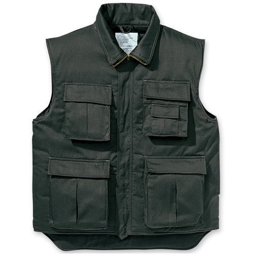 Unbekannt US Ranger-Vest (Noir) L