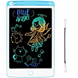 NOBES LCD Writing Tablet, 8.5-Inch Drawing Tablet Kids Tablets Doodle Board, Colorful Drawing